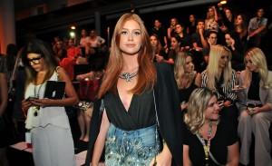 O Brasil tropical de Patricia Bonaldi na passarela da semana de moda