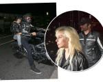 Lady Gaga e Bradley Cooper: carona inusitada