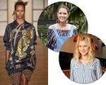Jaqueta bombear Lenny Niemeyer, Helena Bordon e Celina Loks Créditos: Reprodução Instagram / Andre Ligeiro / Bruna Guerra