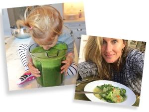 Chef entrega 4 receitas da dieta saudável de Gisele Bündchen e família