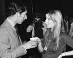 Barbra Streisand e príncipe Charles em 1974