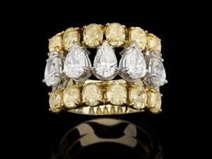 Desejo do Dia: o anel de ouro com diamantes que vai de mãe para filha da Frattina