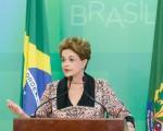 A presidente quer usar a tribuna nos EUA para falar de situação política no Brasil
