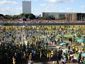 Governo rejeita sensação de 'fim de feira' no Palácio do Planalto