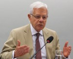 O ex-ministro Moreira Franco, que vai integrar o governo Temer