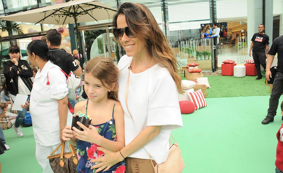 Lorena e Camila Bauduco