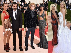 Estilistas + famosas. As duplas dinâmicas do Met Gala 2016