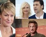 Elenco de The Last Face, filme de Sen Penn, é criticado e quem fica feliz é Robin Whright
