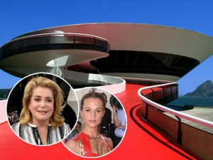 Catherine Deneuve, Alicia Vikander e mais no desfile da Louis Vuitton no Rio