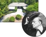Buster Keaton e sua mansão bem frequentada em Beverly Hills