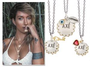 Gabriela Pugliesi assina coleção de joias Patuás, da Dryzun