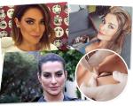 Fernanda Paes leme, Grazi Massafera, Cleo Pires e a técnica de micropigmentação de sobrancelha