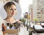 Jennifer Lawrence quer um novo lar em TriBeCa,  Nova York
