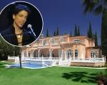 Mansão que pertenceu a Prince em Marbella na Espanha