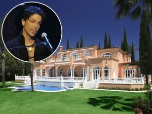 Mansão que pertenceu a Prince na Espanha está à venda por R$ 20 milhões