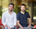 Rafael Vettori e Fabio Seixas, os criadores do Path, festival de inovação e criatividade que acontece neste fim de semana em São Paulo