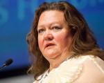Primeira derrota de Gina Rinehart: o caso será julgado em público