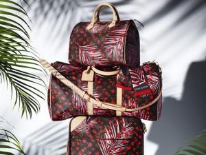 Desejo do Dia: uma viagem no tempo com as malas Tropical Journey da Louis Vuitton