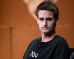 Evan Spiegel criador do Snapchat
