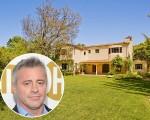 Matt LeBlanc colocou à venda uma mansão de 371 metros quadrados
