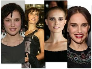 Os muitos cabelos de Natalie Portman no dia em que ela completa 35 anos