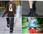 Jaqueta bomber e sandália com meias são apostas unanimes na semana de moda masculina