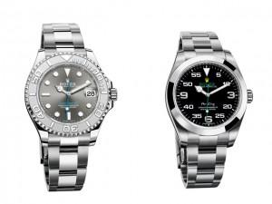 Conheça os novos Rolex que acabam de chegar no Shopping Cidade Jardim