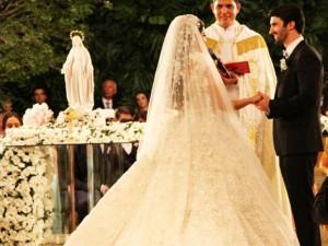 Casamento greco-árabe para 400 convidados agita Brasília