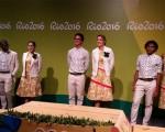 Uniforme da entrega de medalhas nos Jogos Olímpicos e Paralímpicos