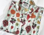 Camisa Silken Favours