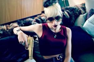 """Lia Paris grava clipe do EP """"Lva Vermelha"""" em Los Angeles"""