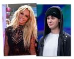 Britney Spears tenta parceria com Justin Bieber para atrair os fãs