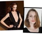 Thairine Garcia na campanha de beleza da Givenchy e o novo look da top