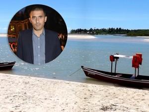 Estilista da Lacoste elege hotspot baiano para passar férias em família