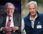 Warren Buffett e Jorge Paulo Lemann