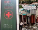 Últimos detalhes do Baile de Gala da Cruz Vermelha, em Mônaco; a praia e os prepativos para o dos 850 convidados