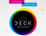Edição especial da feta Deck terá local surpresa