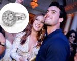 Marina Ruy Barbosa, o noivo, Xandinho Negrão e o anel de noivado