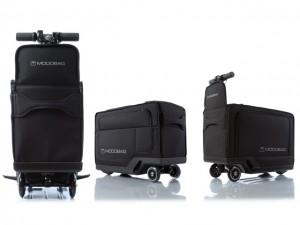 É uma mala? É uma motoca? A Modobag quer mudar seu jeito de viajar