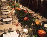 Hermès armou jantar especial para comemorar a abertura da primeira loja da marca no Rio de Janeiro!