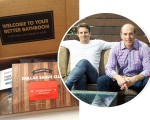 Os sócios Mark Levine e Michael Dubin,criadores do Dollar Shave Club
