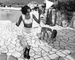 Naomi Campbell clicada por