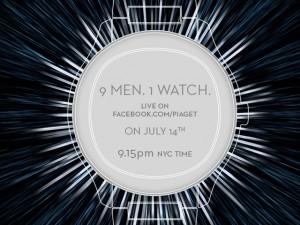 Piaget vai transmitir evento em Nova York ao vivo pelo Facebook