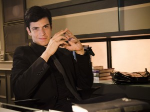 O vilão Félix, interpretado pelo ator Mateus Solano é o preferido do público francês