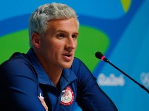 Vai render ainda mais confusão a passagem do atleta Ryan Lochte pelas Olimpíadas