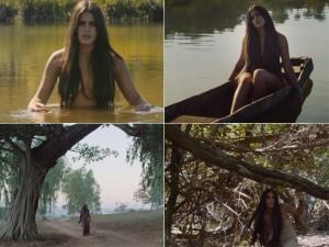 Antônia Morais lança novo clipe com cenas de nudez em Goiás