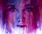 Uma das obras de Benjamin Shine que estarão expostas no Hotel 45 Park Lane