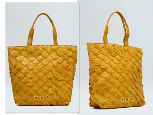 Desejo do Dia: a bolsa Osklen que Gisele usou em sua passagem pelo Brasil