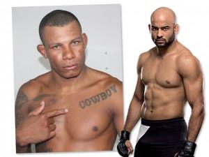 Glamurama arma aula de UFC com Alex Cowboy e Warlley Alves no Rio