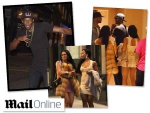 Usain Bolt volta às manchetes com festinha em Londres do tipo hot hot